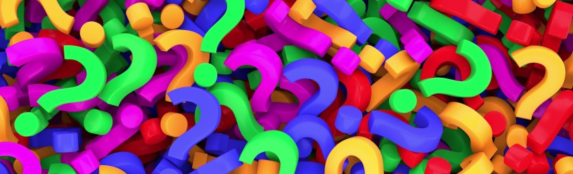 Question marks clipart